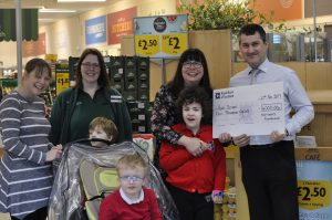 Morrisons Cheque